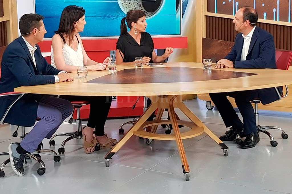"""José Corral: """"Al Socialismo se le ha ido de las manos el tema de la inseguridad"""""""