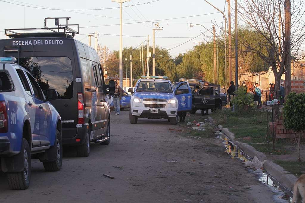 Nena de 9 años baleada en la cara por mafiosos que se tiroteaban en la calle