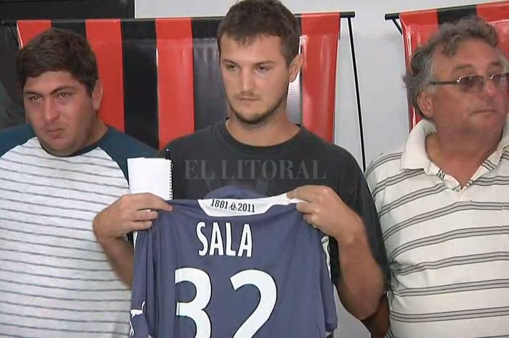 """Familiares y amigos de Sala piden que se busque """"hasta las últimas consecuencias"""""""