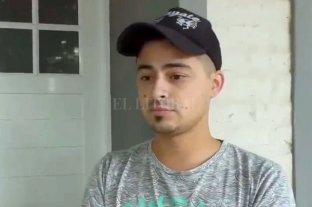 Levantaron la sanción al empleado que brindó los videos durante la búsqueda de Agustina Imvinkelried - Ezequiel Schaab. -