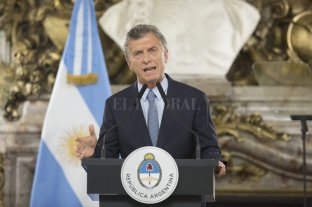 Argentina reconoció a Juan Guaidó como presidente de Venezuela -  -