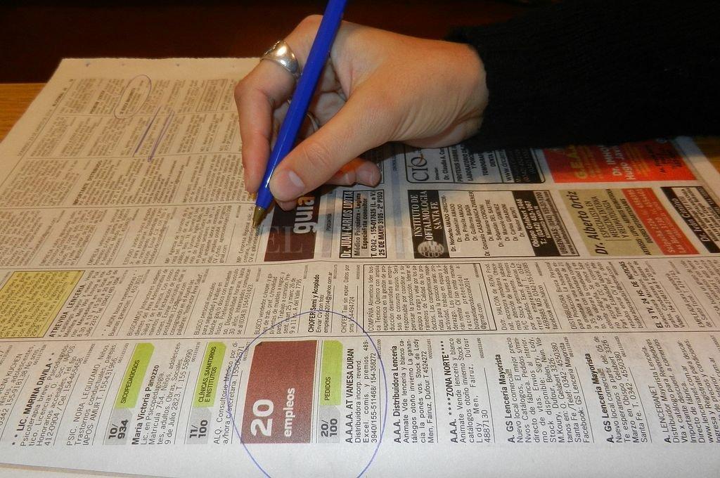 El 58% de los que buscan trabajo están desempleados