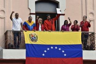 Maduro rompe relaciones con los Estados Unidos -  -