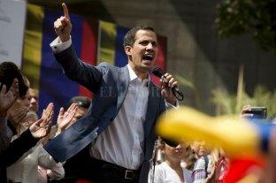 """El Grupo de Lima reconoce y expresa """"pleno respaldo"""" a Guaidó"""