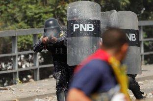 Al menos siete muertos en las protestas contra Maduro -  -