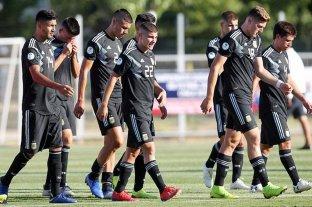 Sudamericano Sub 20: Argentina necesita ganar ante Uruguay