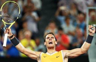 Australia Open: Nadal le ganó a Tsitsipas y es el primer finalista