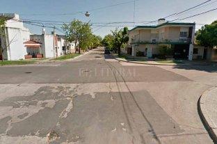 Adolescente robó y fue detenido por vecinos - La zona donde se produjo el hecho  -