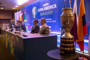 Se sortea este jueves la Copa América Brasil 2019 -  -