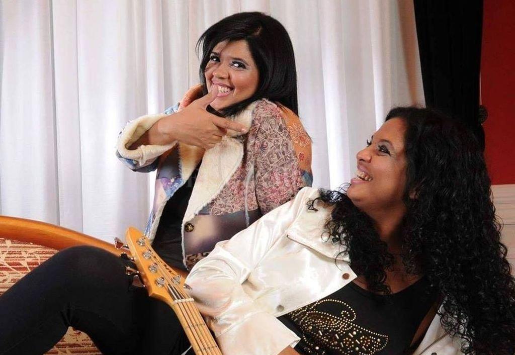 Las artistas venezolanas Ninoska y Arlyna traerán su ritmo latino y repertorio variado e internacional.  <strong>Foto:</strong> Gentileza producción