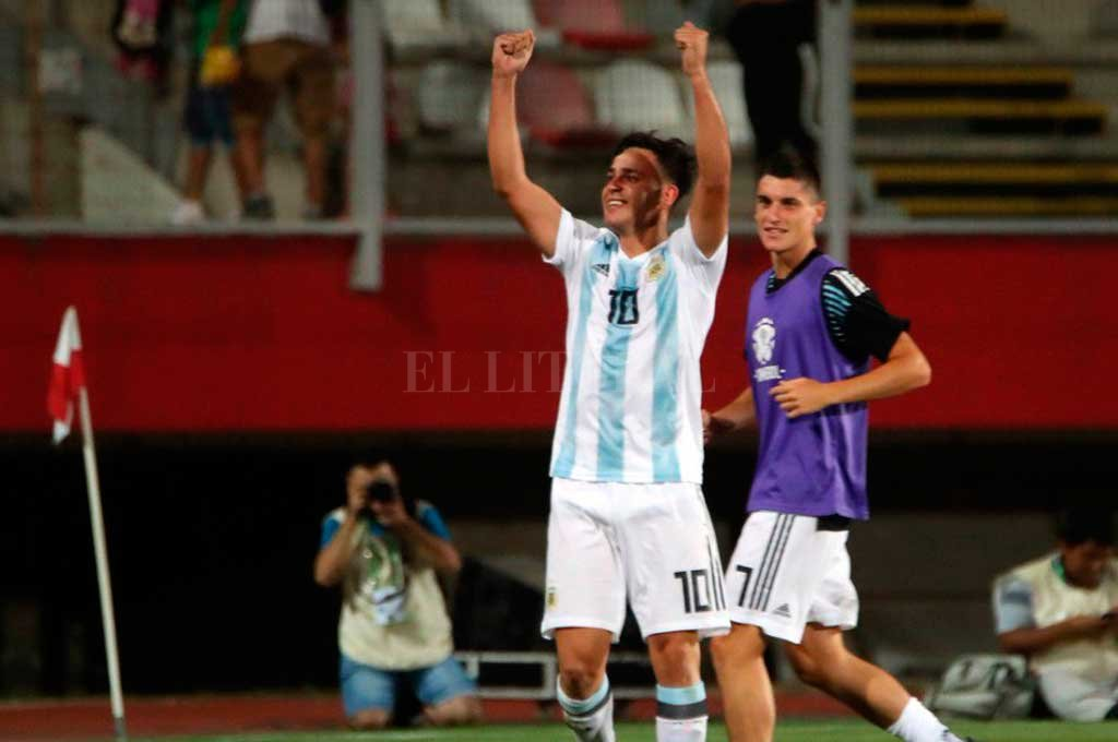 <strong>Foto:</strong> Twitter Seleccion Argentina