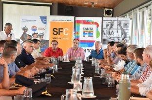 Realizaron la reunión de logística general de la Maratón Santa Fe - Coronda
