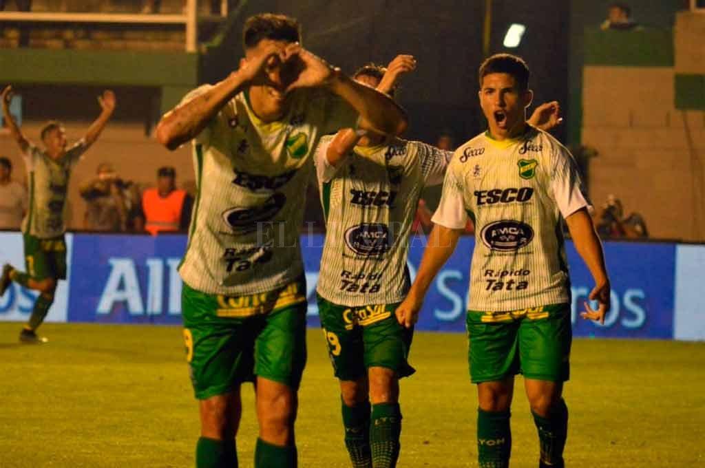 Defensa ganó y se ilusiona <strong>Foto:</strong> Prensa Defensa y Justicia