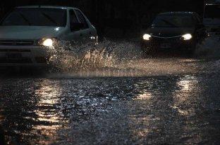 Las lluvias en Santa Fe ya superaron ampliamente la media de enero