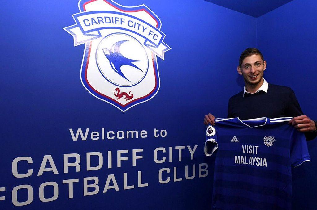 La FIFA intimó a Cardiff a que abone a Nantes el pase del fallecido Emiliano Sala