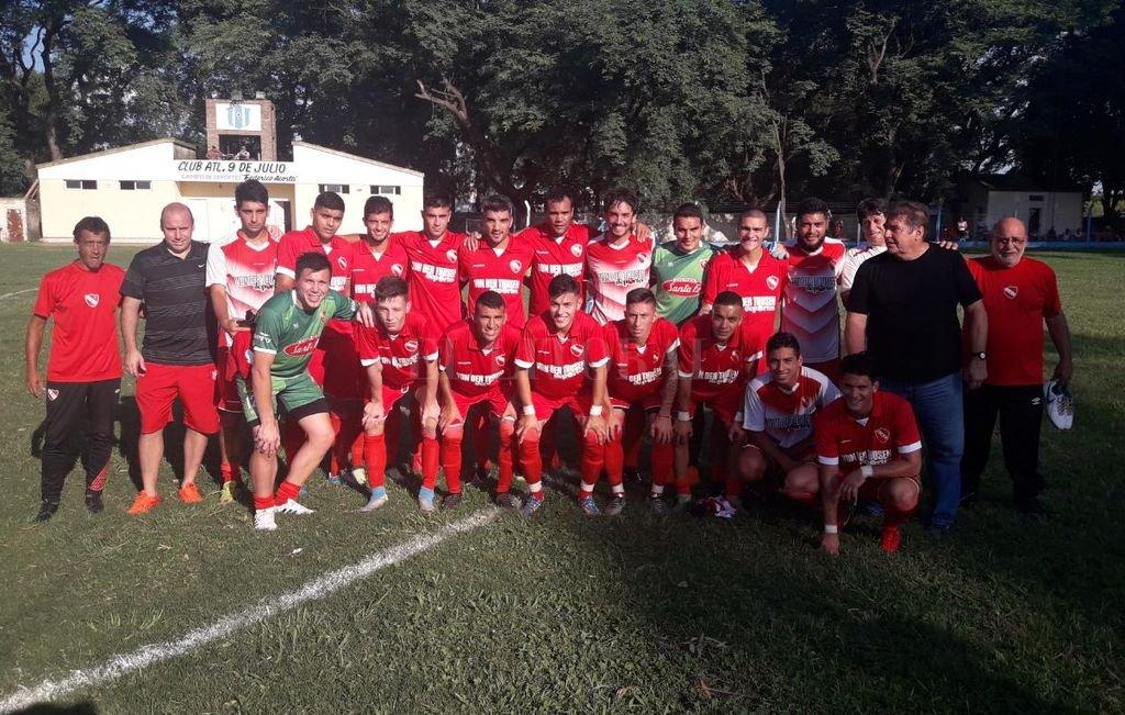 <strong>Foto:</strong> Maximiliano Ballerio (Prensa Liga Santafesina)