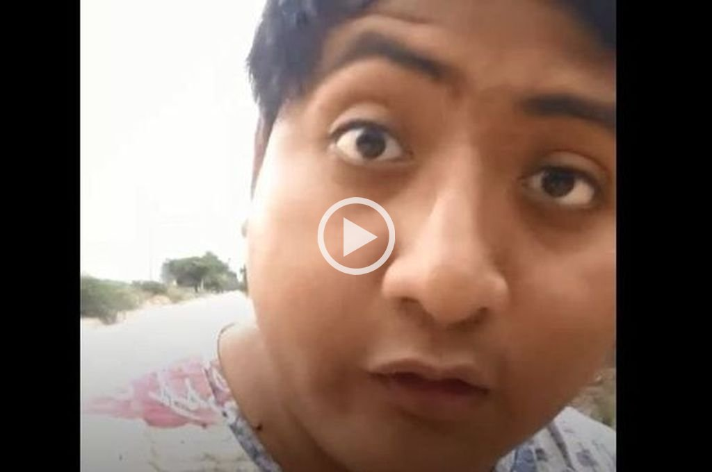 """Un joven salteño se quejó por """"la calor"""" y se volvió viral"""