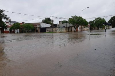 El Inta analiza causas de las inundaciones