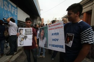 Organizan actividades a un año del crimen de Vanesa Castillo