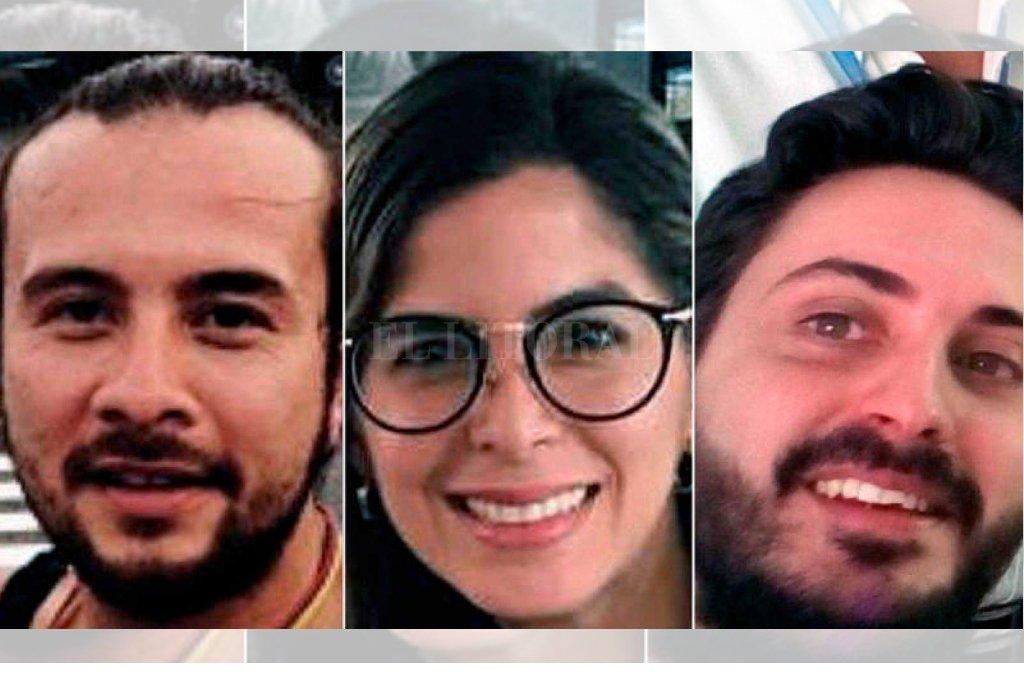 Desde el Sebin arrestaron al periodista Gonzalo Domínguez Loeda y a la periodista Mauren Barriga Vargas, mientras que el fotógrafo Leonardo Muñoz fue detenido por la Dirección de Contrainteligencia Militar (DGCIM). <strong>Foto:</strong> Internet