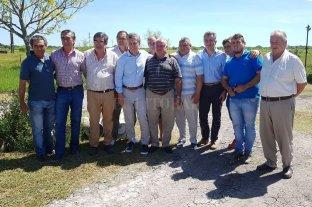 Silencioso paso de Macri por Reconquista hacia Intiyaco