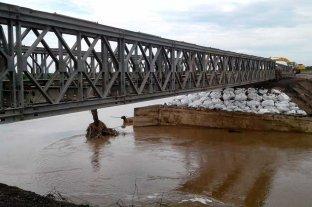 Video: así se construyó el puente Mabey sobre la Ruta 1
