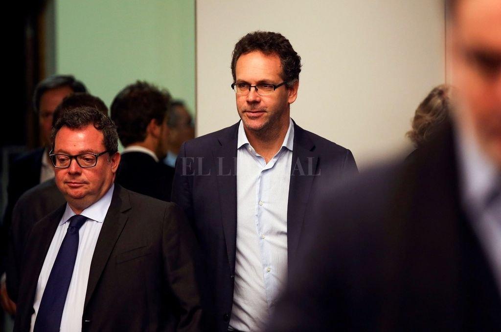 El presidente del Banco Central, Guido Sandleris. <strong>Foto:</strong> Archivo