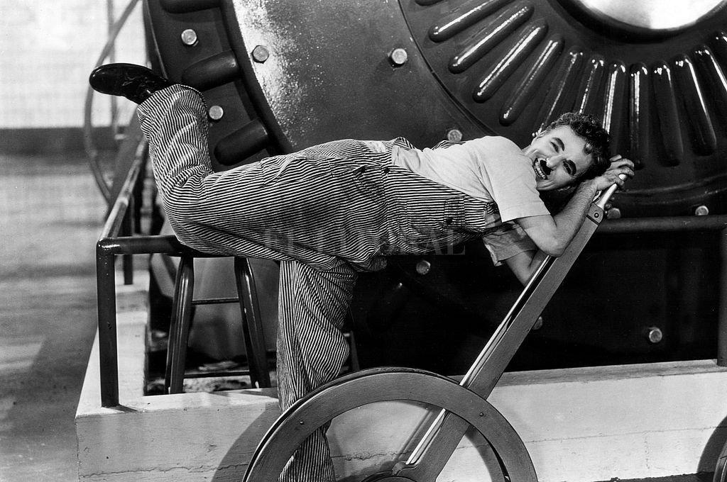 Chaplin, un experto en el arte de la risa. <strong>Foto:</strong> Archivo El Litoral