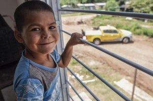 Reubicaron en Barrio Jesuitas a 21 familias de La Vieja Tablada