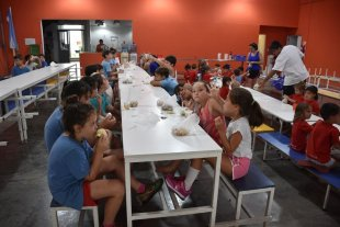 Actividades de verano en el centro deportivo de Jerárquicos