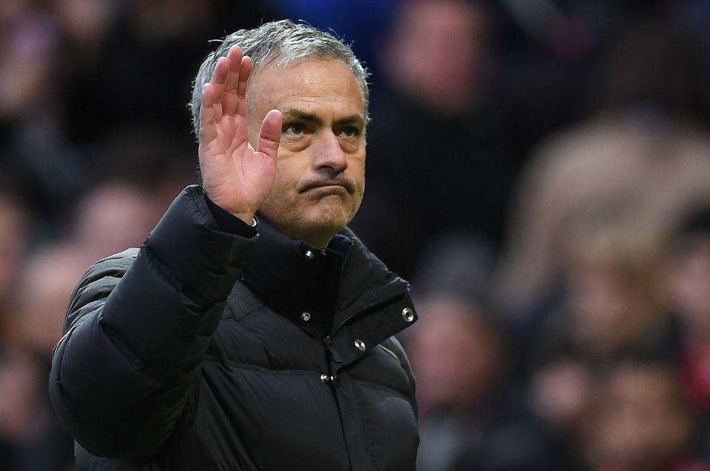 Mourinho condenado a un año de prisión