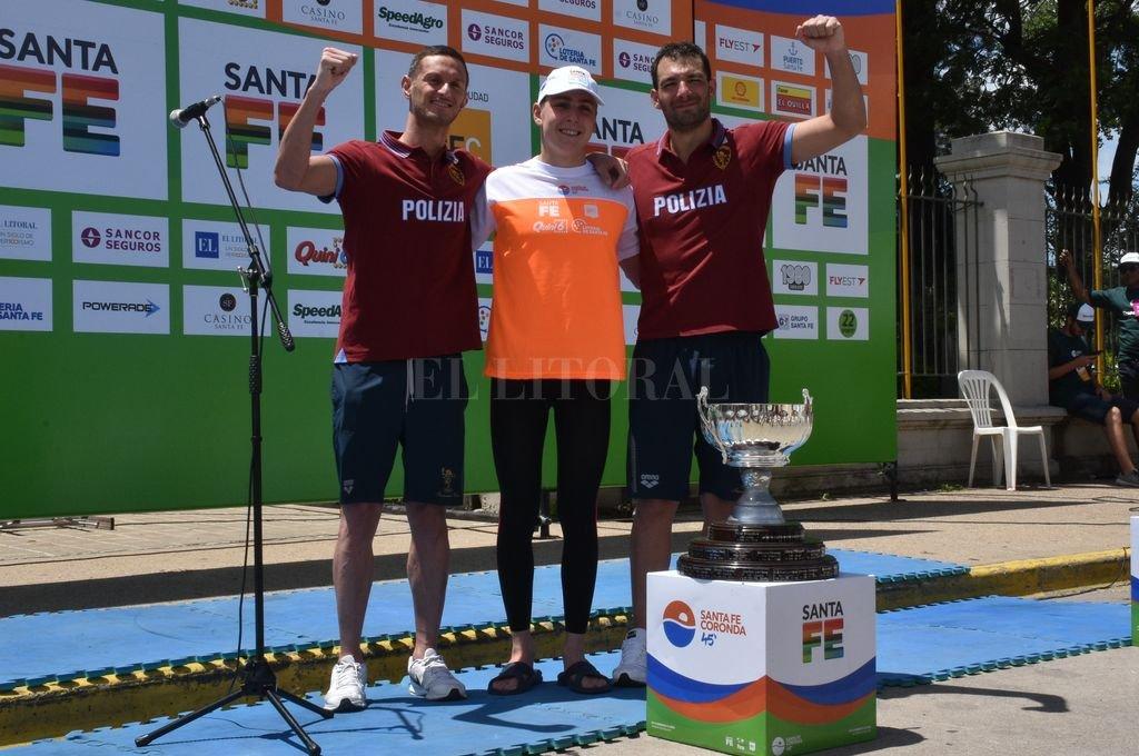 En esta edición los premios fueron entregados exclusivamente por entrenadores, alimentadores y otros miembros de los equipos. <strong>Foto:</strong> Flavio Raina