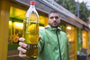 Impulsan el reciclado de aceite vegetal usado en San Lorenzo