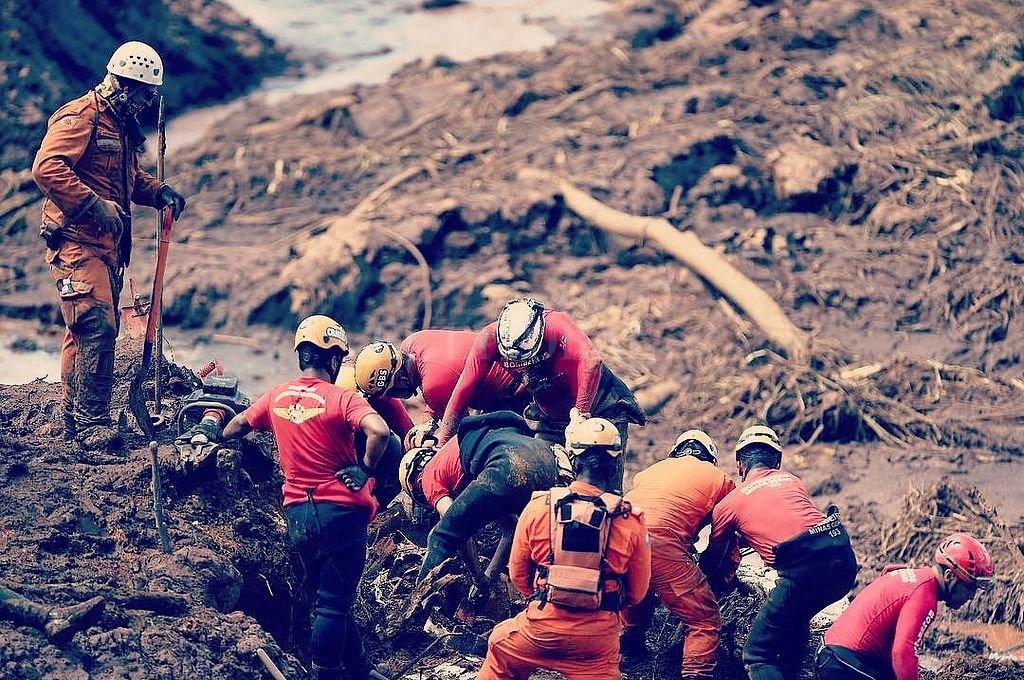<strong>Foto:</strong> Bomberos Minas Gerais
