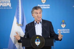 """Cumpleaños de Macri: """"Hay un problema de bad information, porque yo 60 no puedo tener"""""""