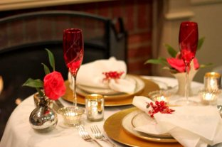 Cinco restaurantes santafesinos para la cena romántica de San Valentín