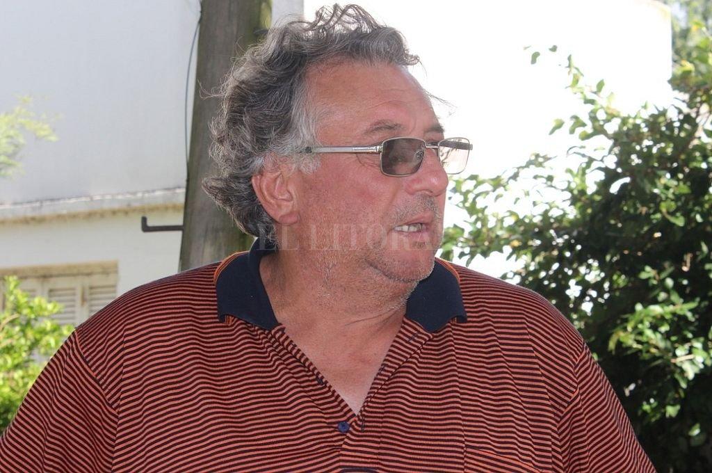 Horacio Sala, papá de Emiliano. <strong>Foto:</strong> Archivo El Litoral