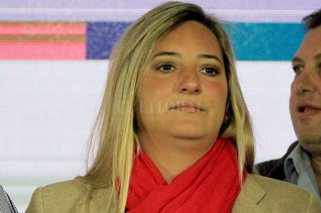 Lucila Lehmann. Crédito: Archivo El Litoral
