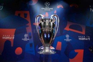 Mirá la agenda de partidos de Champions League