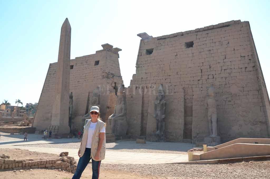Crédito: Gentileza Instituto de Estudios del Antiguo Egipto