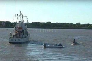 Condenaron al conductor de una lancha  que chocó con un barco de Prefectura