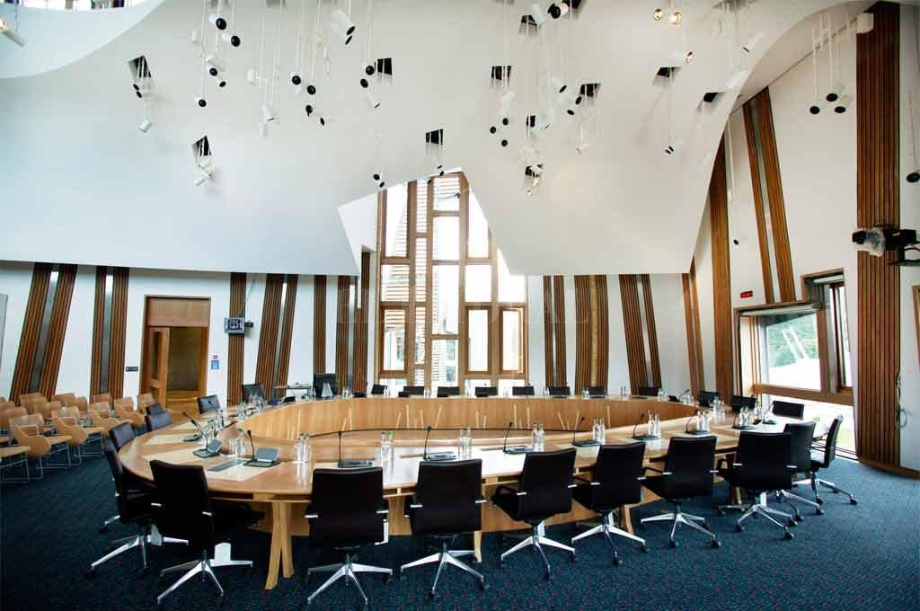 <strong>Foto:</strong> Parlamento Escocés