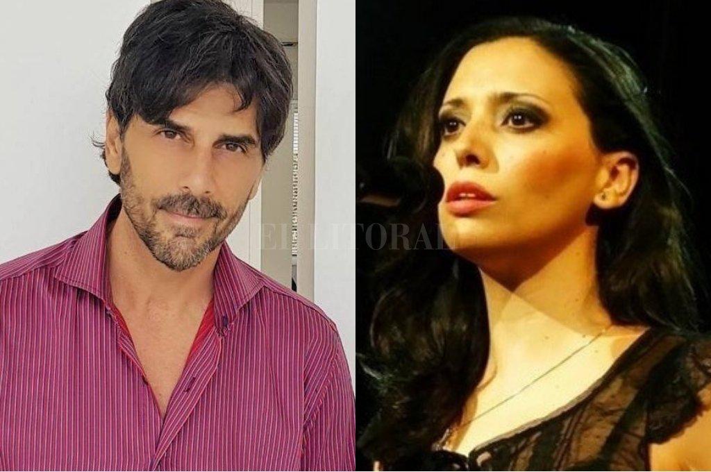 La actriz Anita Coacci denunció públicamente a Juan Darthés por abuso y él le inició una causa judicial. <strong>Foto:</strong> Archivo