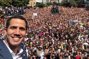 Guaidó anunció que el 23 de febrero comenzará a entrar la ayuda humanitaria