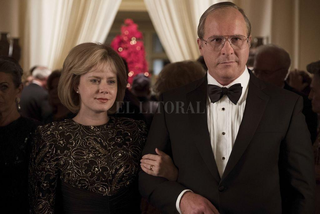 "En ""Vice"" Christian Bale interpreta al ex vicepresidente de George W. Bush, Dick Cheney. <strong>Foto:</strong> Annapurna Pictures"