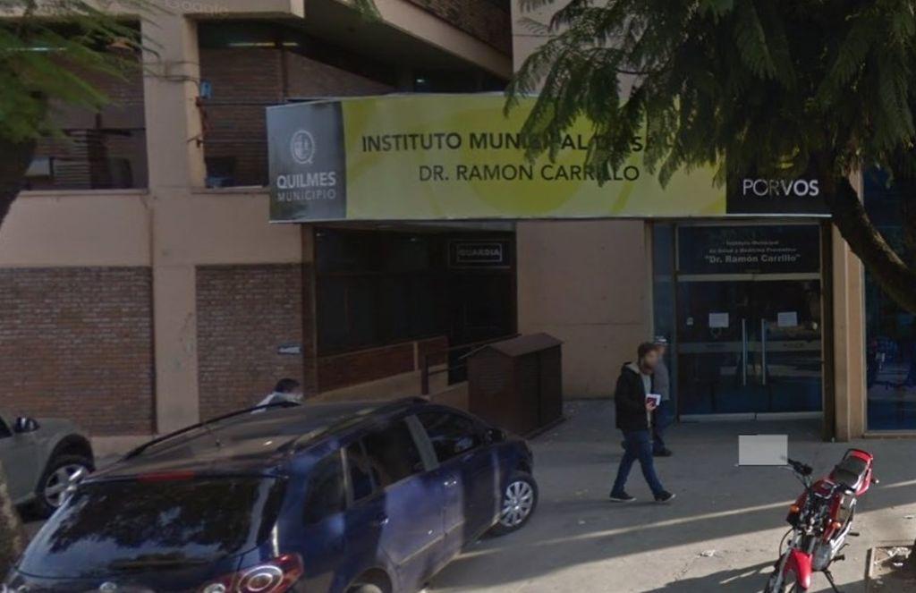 El instituto donde se encuentra internada la mujer <strong>Foto:</strong> Gentileza