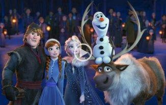 Disney presentó el trailer de Frozen 2 -