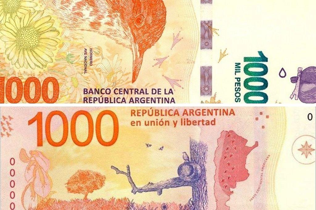 Alerta: cómo detectar si un billete de $ 1.000 es falso - Mundo