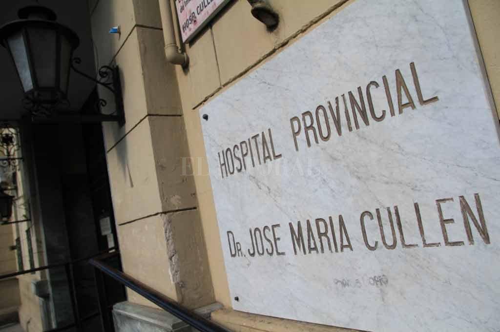 Uno de los heridos permanecía internado en el Cullen. El otro, no quiso recibir atención médica <strong>Foto:</strong> Pablo Aguirre
