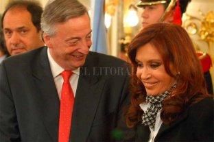 Piden reabrir la causa por presunto enriquecimiento ilícito del matrimonio de Néstor y Cristina Kirchner -  -